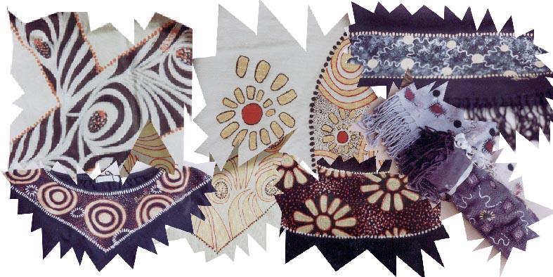 pittura su stoffa - Decorazioni Su Stoffa