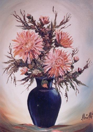 Quadri fiori for Decorazioni quadri